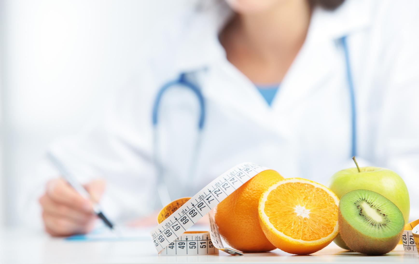 Por que procurar um nutricionista