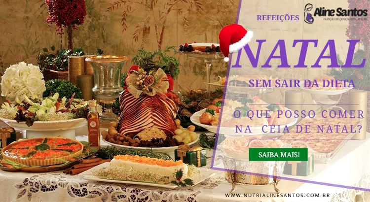 Alimentação: Dicas para aproveitar as festas de fim de ano